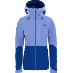 The North Face W's Apex Flex GTX 2.0 Jacket Stellr Blue/Sodalite Blue